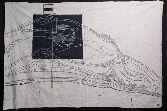 Выставка «Шито-крыто, или Текстильная архитектура»