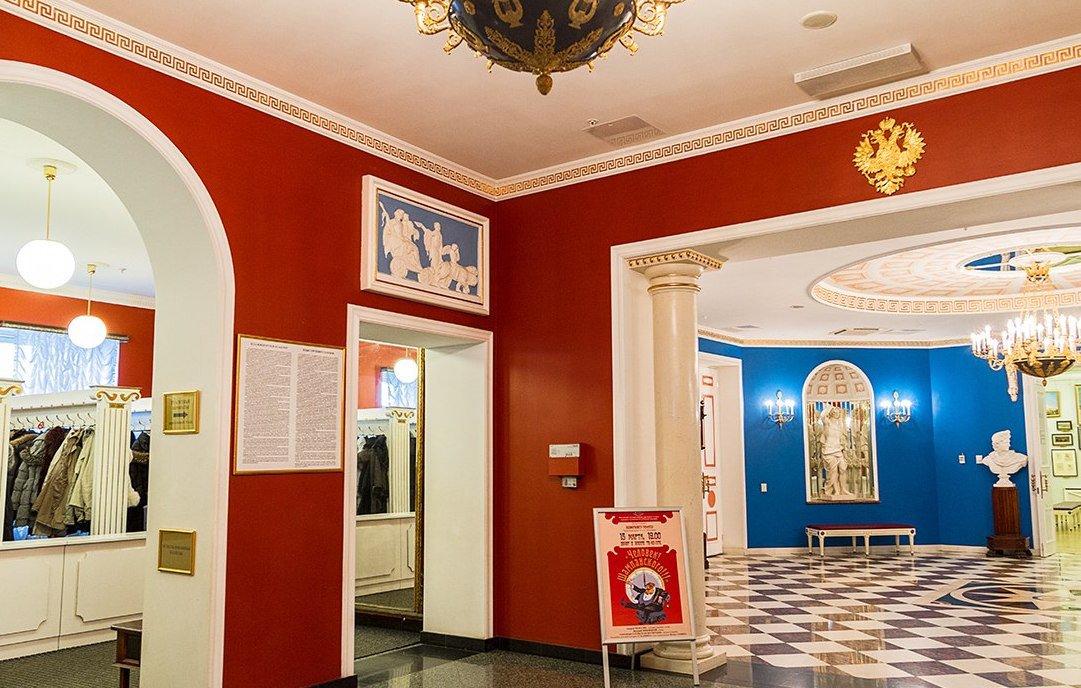 Картинная галерея Народного художника СССР Ильи Глазунова