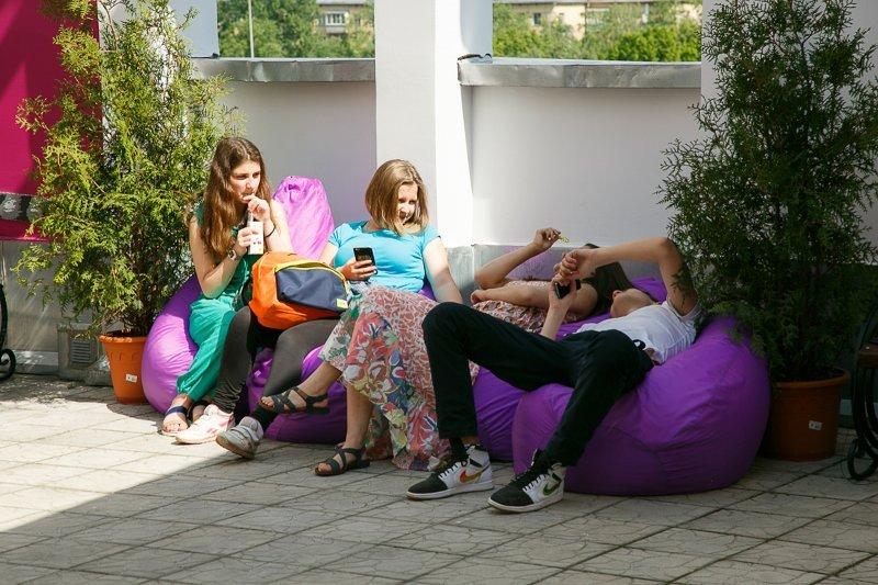 День молодежи вДарвиновском музее 2017