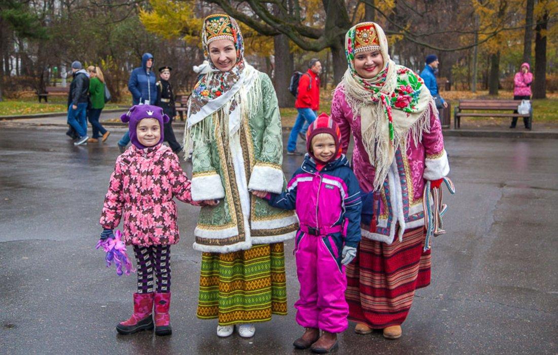 День народного единства в«Сокольниках» 2016