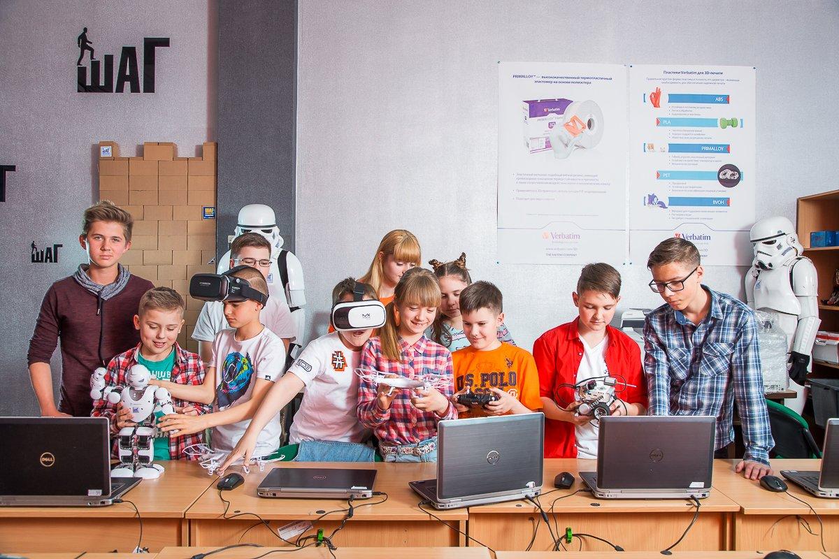 Летний лагерь вКомпьютерной Академии ШАГ