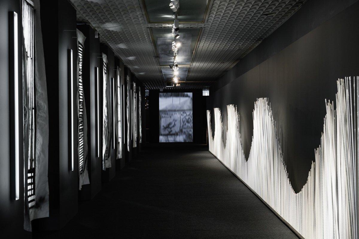 Выставка «Алла Урбан. Изжелеза вкаплю света»