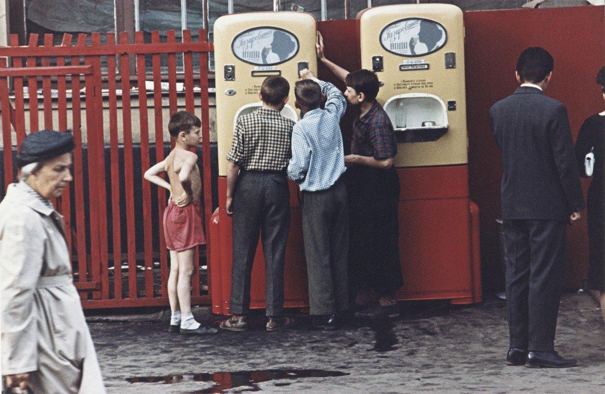 Выставка «Россия. ХХвек вфотографиях. 1946–1964»