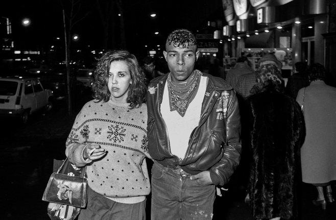 Выставка «Парижские бунтари' 82»