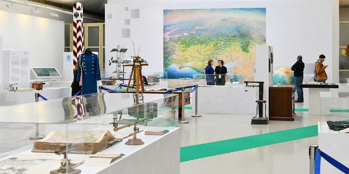 Выставка «Росреестр– 10 лет: традиции иинновации»