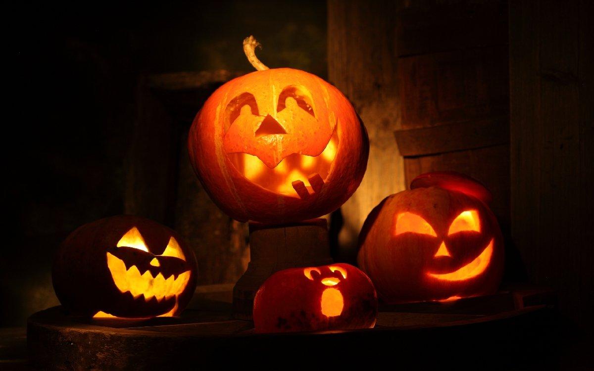 Хэллоуин в«Булгаковском Доме» 2018