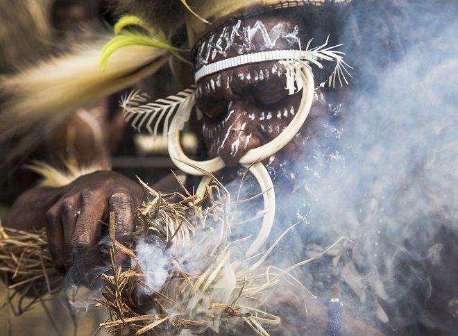 Выставка «Индонезия. Территория вековых традиций»