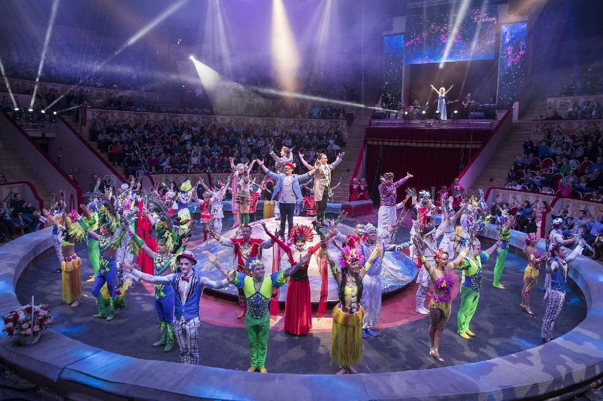 Цирковое шоу «ЭпиЦЕНТР Мира» 2019
