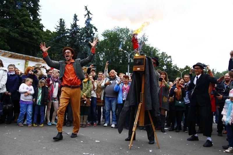 Фестиваль «Театральный марш»
