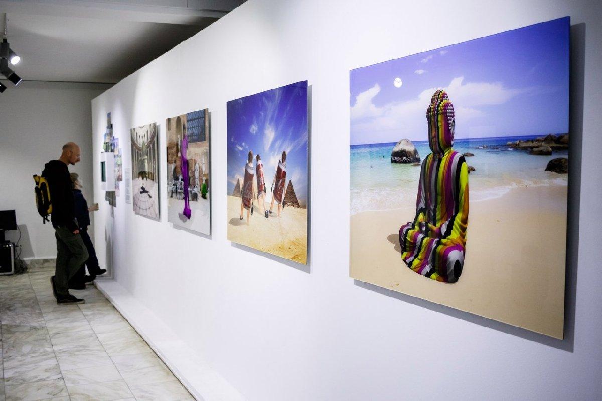 Выставка генеративного искусства «Автоматическая душа»