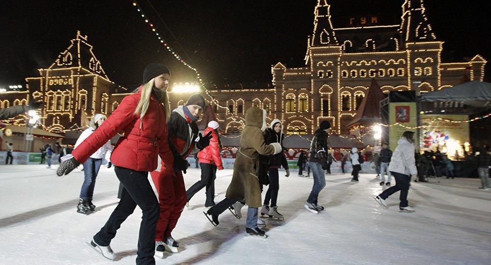 Татьянин день вМоскве 2017