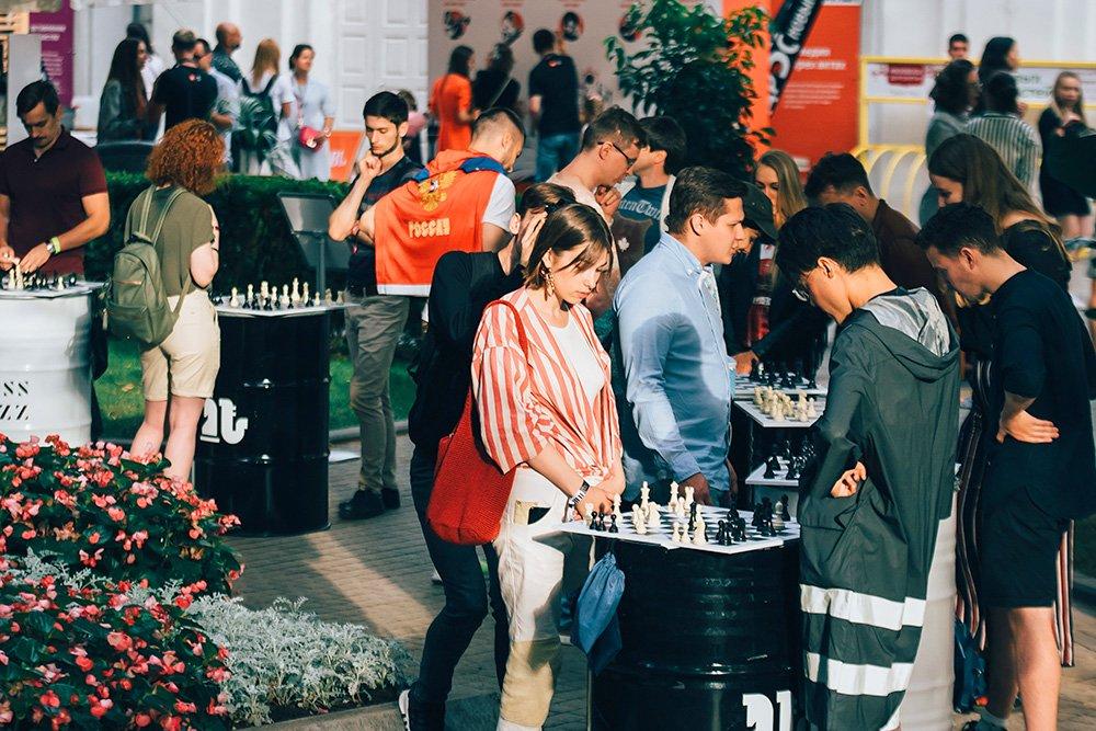 Фестиваль «Chess & Jazz» 2021