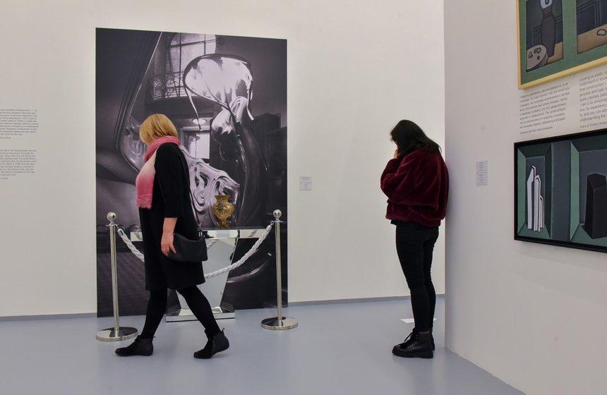 Выставка «Евгений Антуфьев– Дмитрий Краснопевцев. Диалог»
