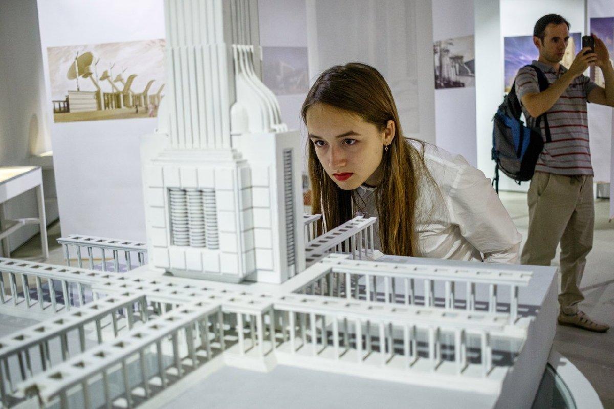 День города вгалереях Москвы 2017