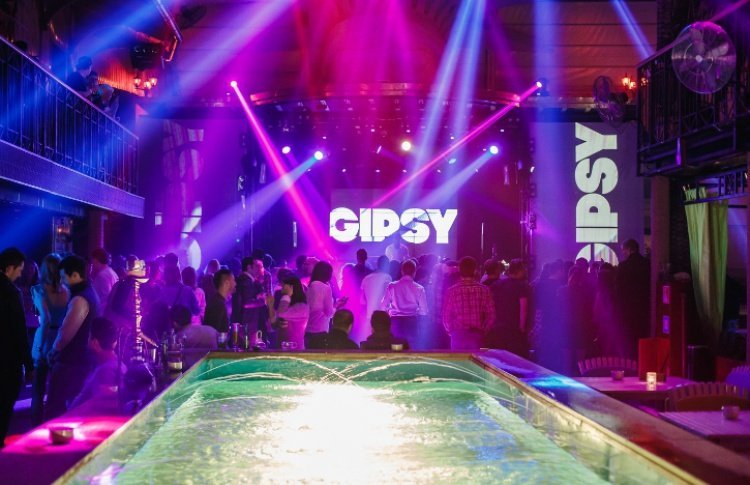Клуб «Gipsy»