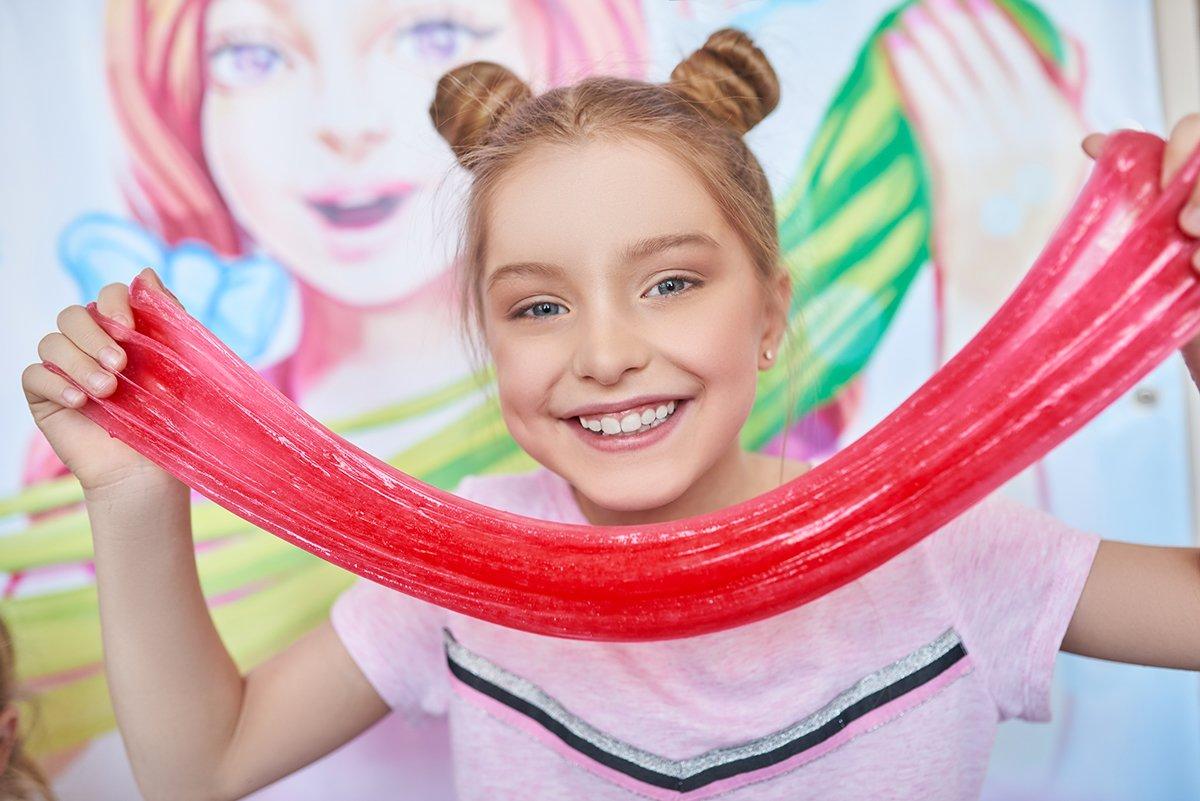 Первый Всероссийский фестиваль слайма Slime Fest 2019