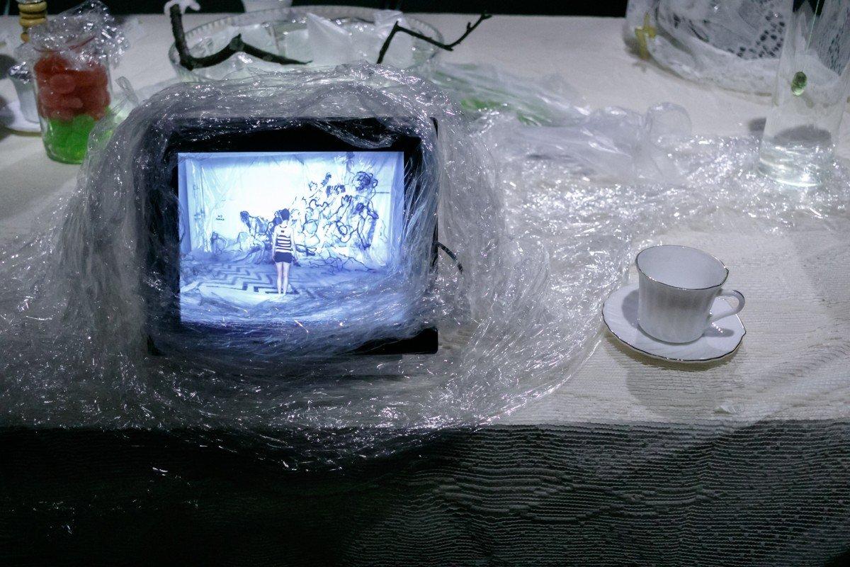 Выставка Ноопера «Пир»