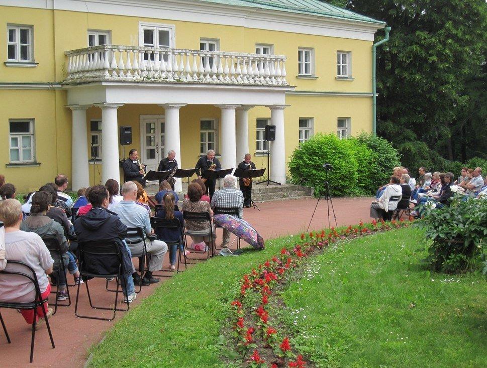 Фестиваль «Джаз-сезоны вГорках» 2015