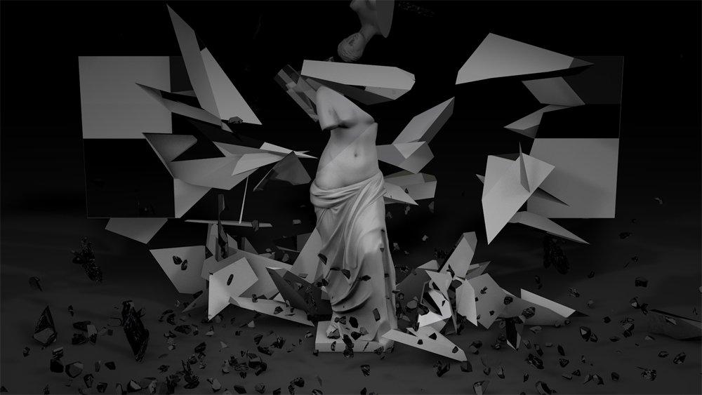 На выставке в Ростокине можно посмотреть видео с закрытыми глазами